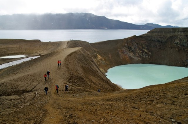 Iceland is filled with day tours and excursions