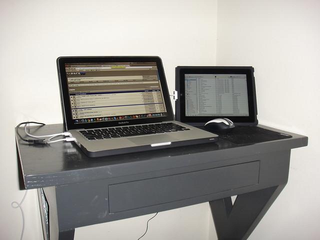 iPad as Second Screen