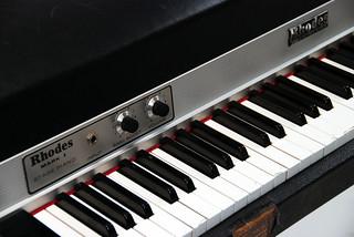 Fender Rhodes Mark I
