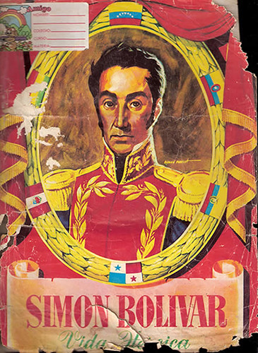 Simon Bolivar by che1899