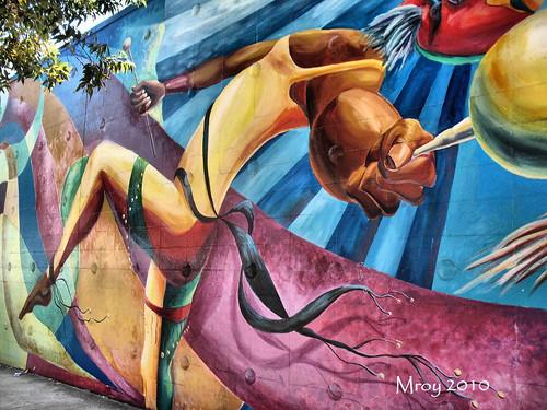 Carnaval Mural