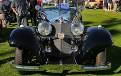 1938 Mercedes-Benz 540 K Special Roadster - black - fv