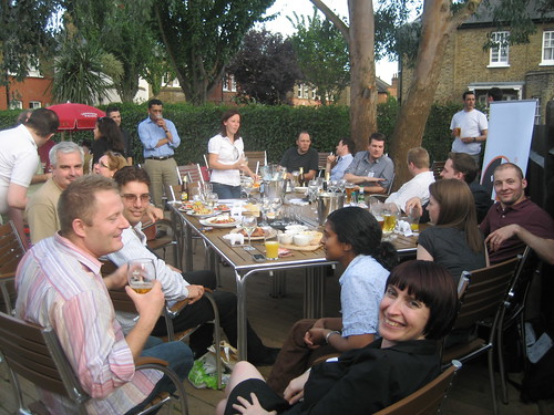 Ealing Tweetup - July 8 2010