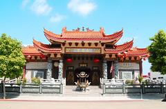 Thien Han Temple Chinatown L.A.