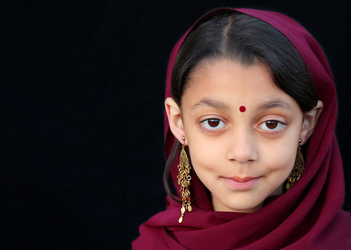 Indian Girl (edited)
