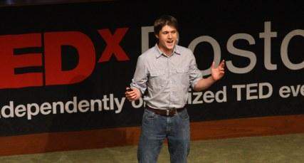 TEDxBoston 2010:Conor White-Sullivan