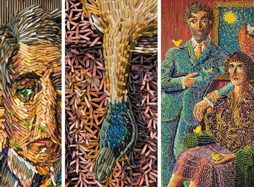 Obra de Federico Uribe by EcoDesenvolvimento
