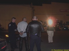 The Night I Got Arrested