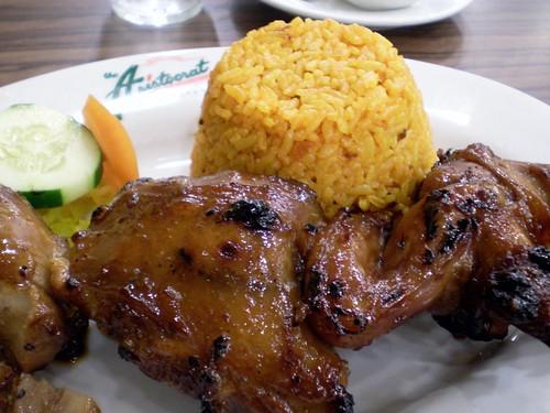 Aristocrat chicken