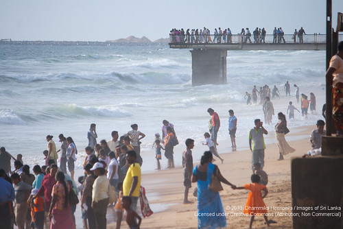 Galleface, Colombo. By Lanka Dhammika Heenpella @ Flickr