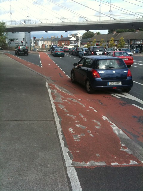 WB: Braemor Road - Upper Churchtown Road - Taney Road (21-08-2010)