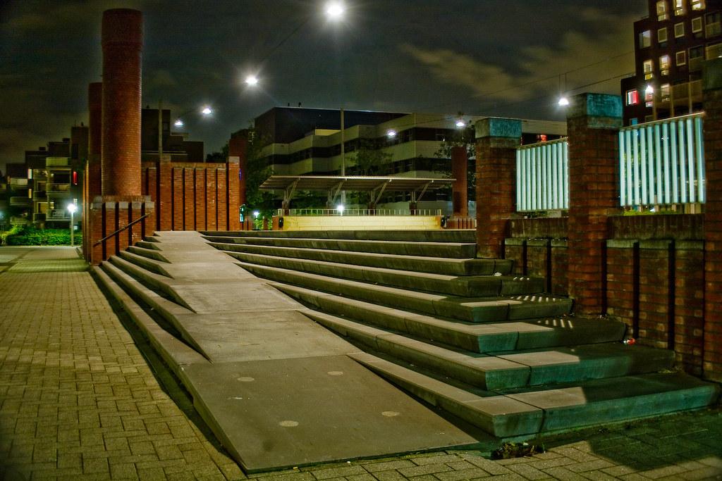 ramp stairs