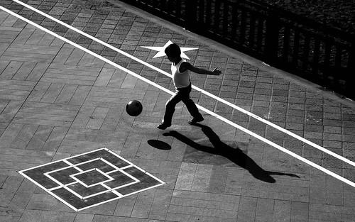 Una stella del pallone * A star of football