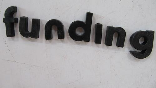 Funding per HowardLake, a Flickr