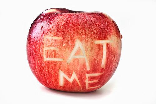 Day Two: Typografi (Eat me!)