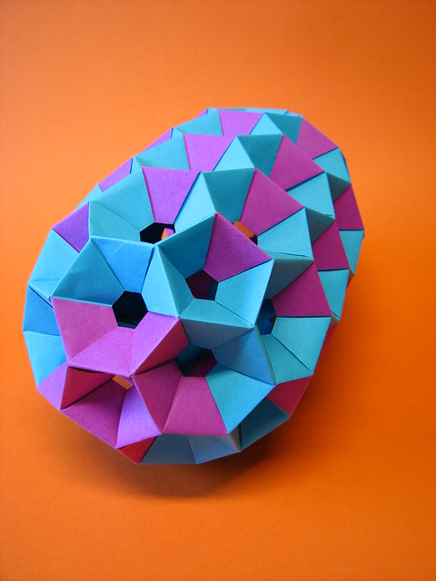How to make a Paper Cube | Modular Origami | Easy Origami - YouTube | 640x480