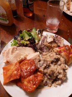 Italian Birthday Dinner