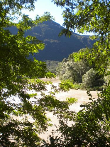 ansa del fiume adige