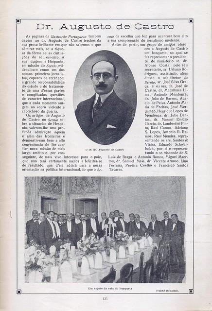 Ilustração Portugueza, No. 599, August 13 1917 - 4 by Gatochy
