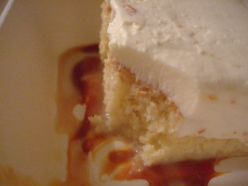 Tres Leches. From Animal.