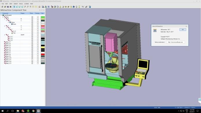 Working with IMSmachine 2017 full license