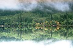 Reflecting at Silver Lake