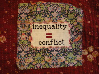 inequality = conflict patch