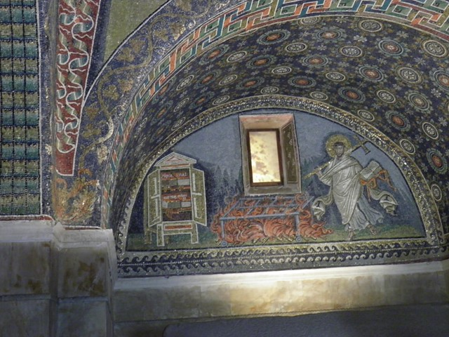 Mausoleum di Galla Placida