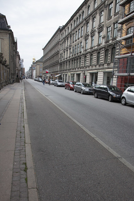 Cycle-specific infrastructure