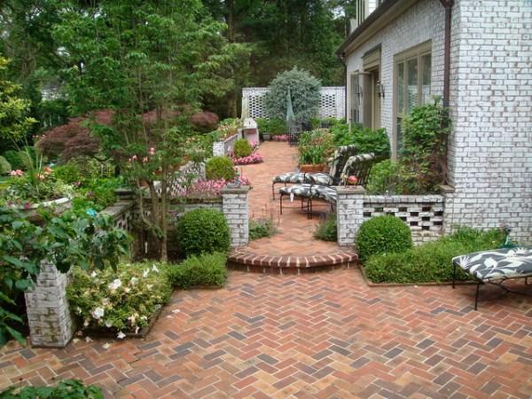 brick patio designs Brick Patio Designs