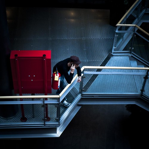 A Red Hot Call (Liège) - Photo : Gilderic