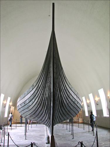 Le bateau viking de Gokstad