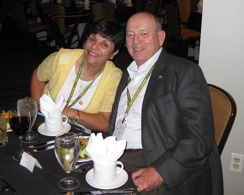 Oct 09 016 Geraldine and Jim McNamee