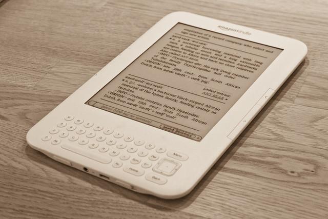 Amazon Kindle 3 3G