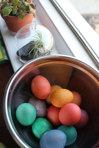 20110410. easter eggs!