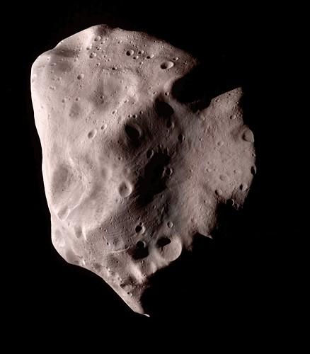 Asteroid (21) Lutetia