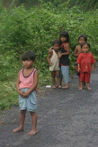 Hilltribe Children, Vietnam