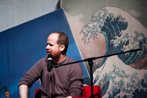 Joss Whedon and the Tsunamai #mwf