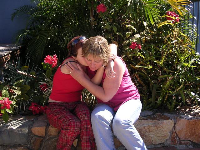 Last hug