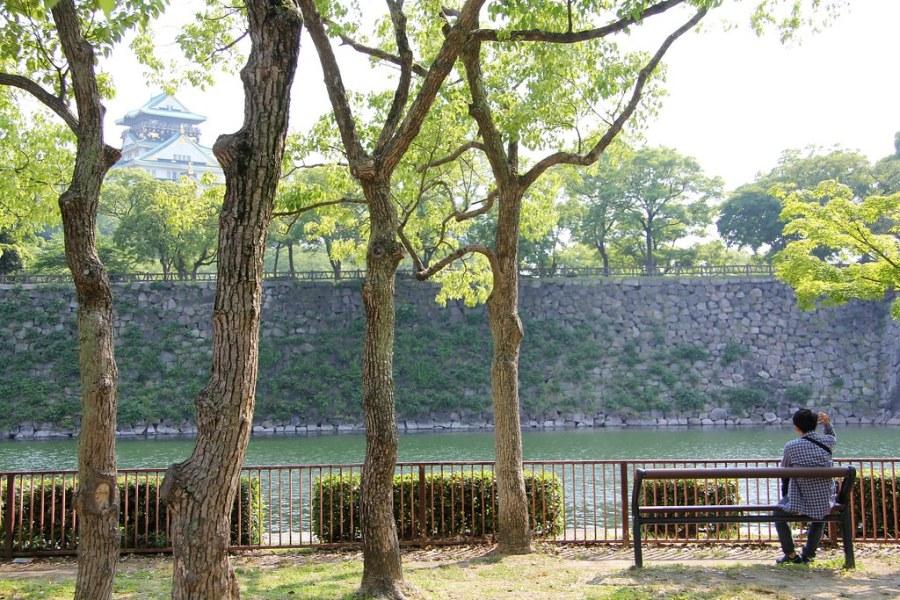 parc château osaka