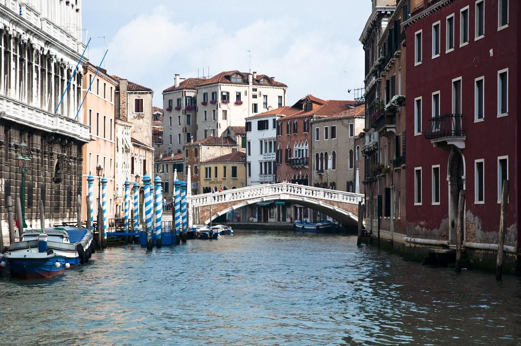 Bridges around Venice