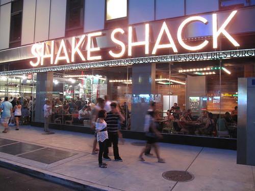 Shake Shack (Times Square)