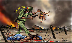 Meles Zenawi is committing genocide in Somali region - Ogadenia