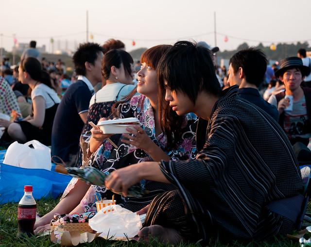 Hanabi couple (Firework couple)