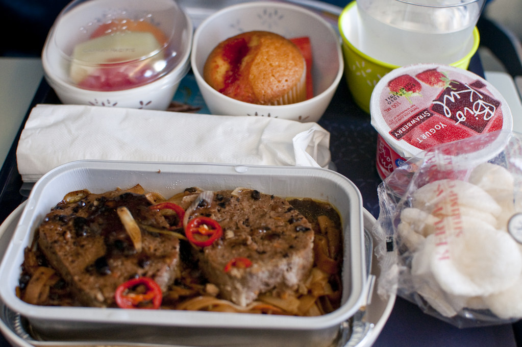 Economy Class Meal - 2