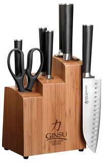 Ginsu 7108 Knife Set