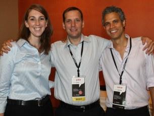 TEDxBoston 2010: Ann Christensen, John Werner, Omar Wasow