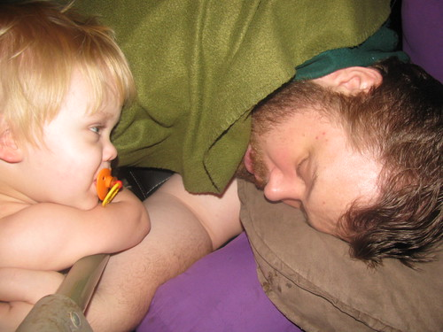 A Boy and His Dad #1