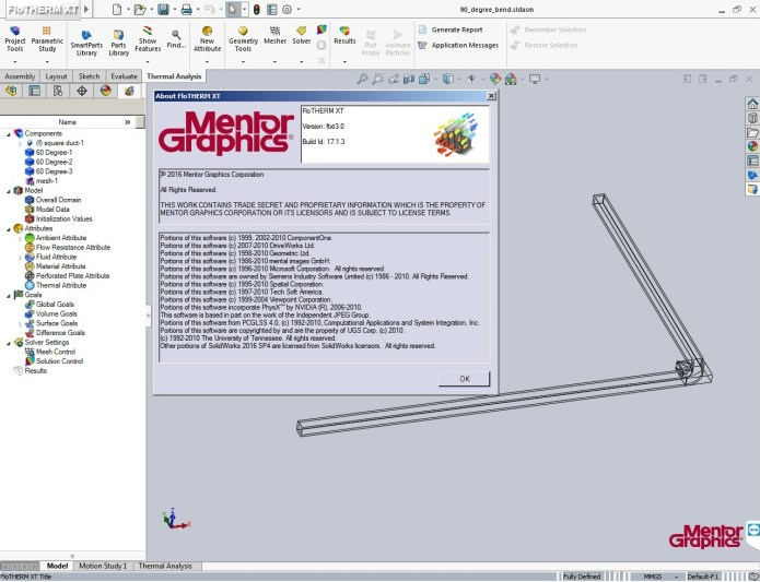 Mentor Graphics FloTHERM XT v3.0 Win64