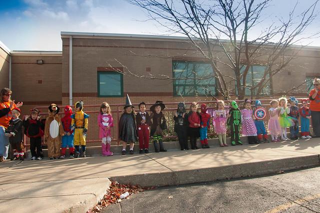 IHM Halloween Parade 2010